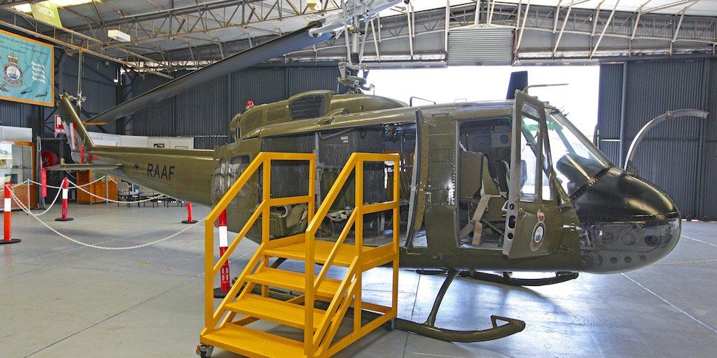 RAAF Amberley Aviation Heritage Centre.