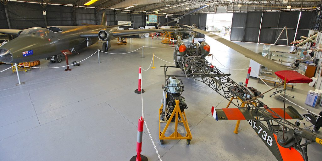RAAF Amberley Aviation Heritage Centre.