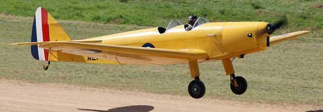 De Havilland DH94 Moth Minor Aircraft
