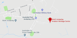 RAAF-Amberley-Aviation-Heritage-Centre-Map